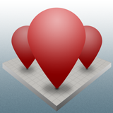 Locations App Icon